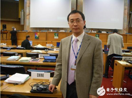 中国移动正在推动TDD成为国际主流标准