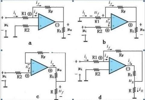 电压串联负反馈和电流串联负反馈的区别是什么?