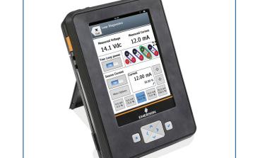 罗斯蒙特AMS Trex设备通讯器的简介和用户手册免费下载