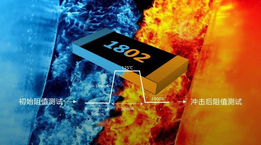温度冲击对贴片电阻在实际应用中的影响及应对方案