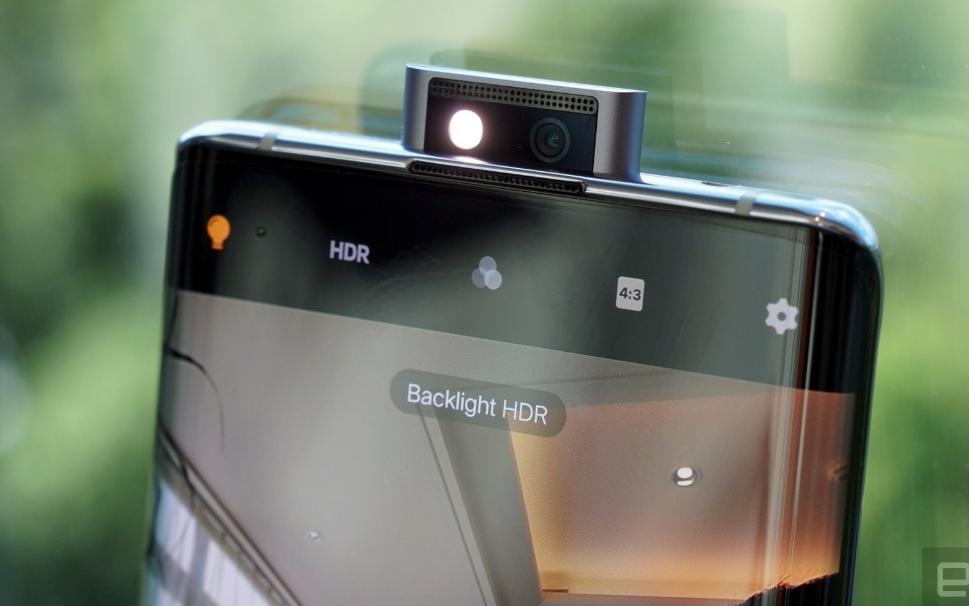 vivo发布NEX 3 5G旗舰智能手机 无边框+64万像素