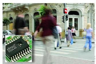 艾爾默斯公司的第二代壓力傳感器芯片E524.40介紹