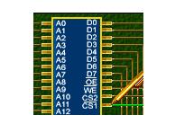 如何对接口芯片8255进行扩展