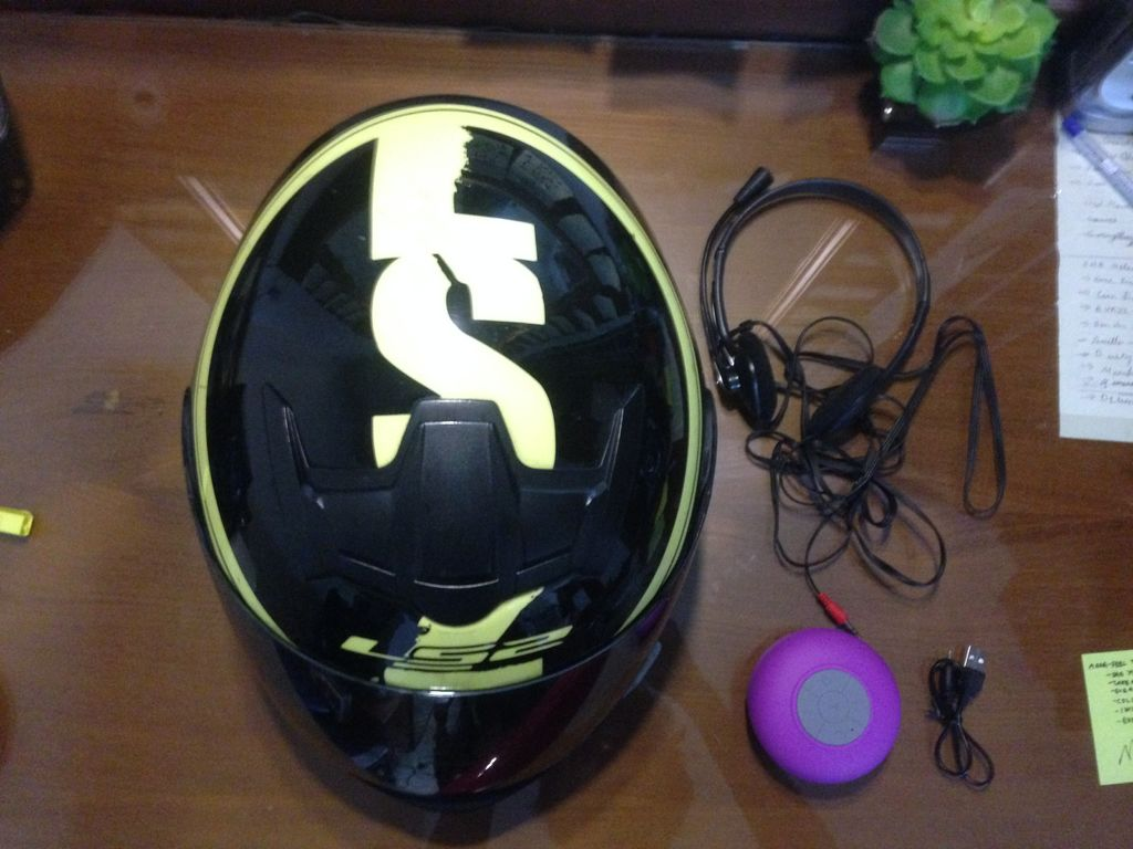 头盔蓝牙耳机李海怎么说也是一个成名数万年DIY图解