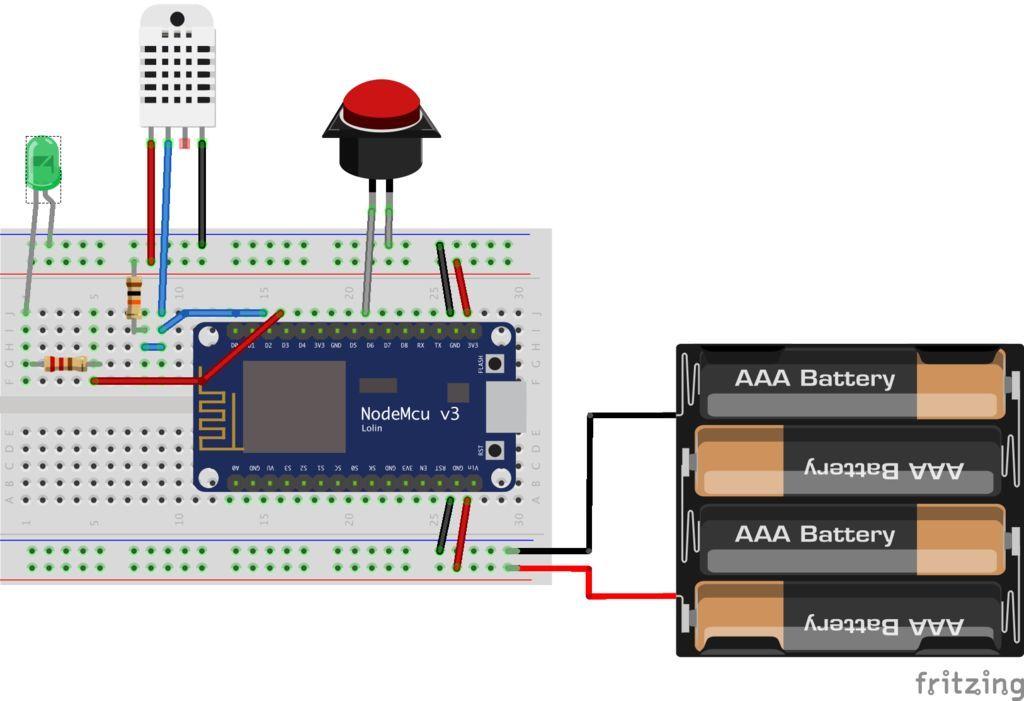 如何设置温度和湿度传感器