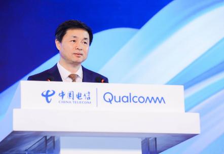 中国电信将为积极推进全球5G SA产业发展部署提...