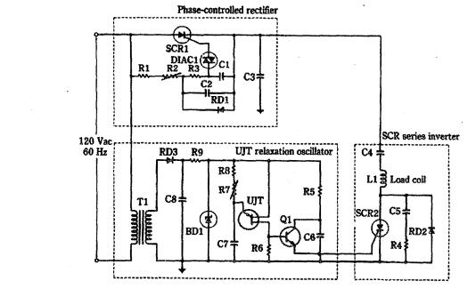 谐振式感应加热炉电源系统的设计与施工