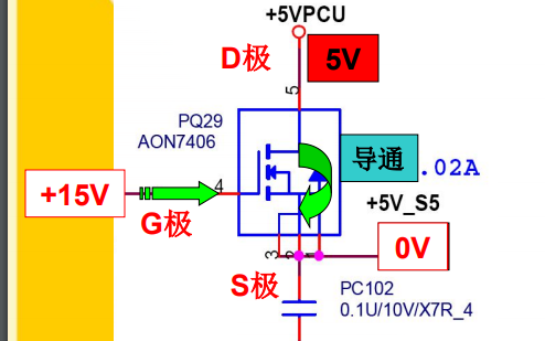 MOS管的电路工作原理电路符号和实物等详细资料讲解