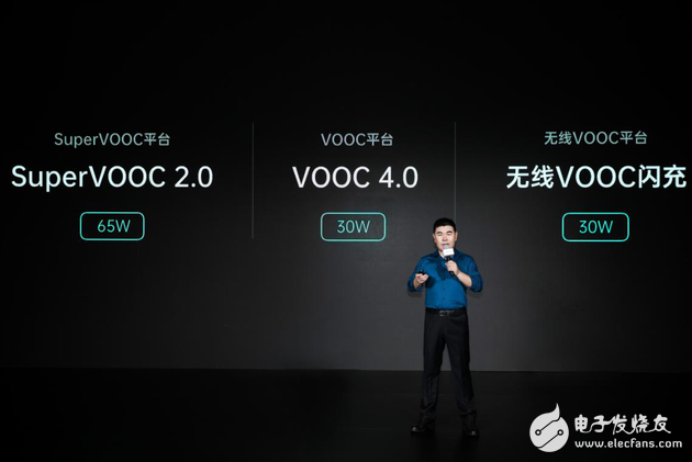 OPPO发布65W的SuperVOOC 2.0,首次搭载于Reno Ace智能手机中