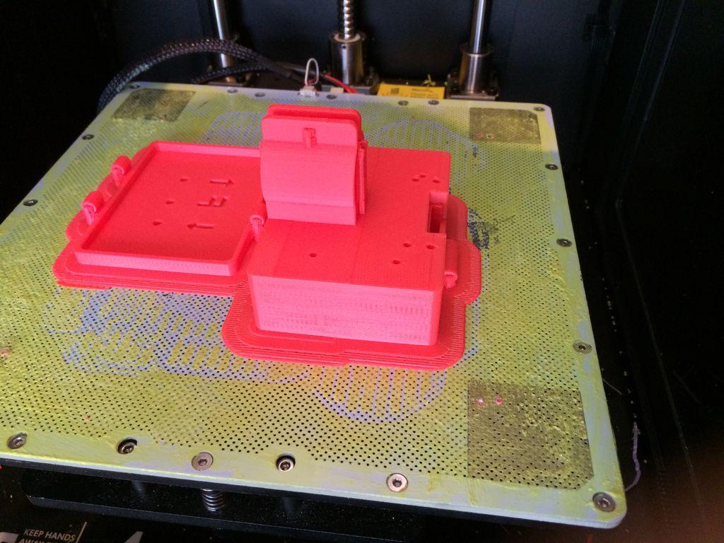电动相机滑块DIY图解