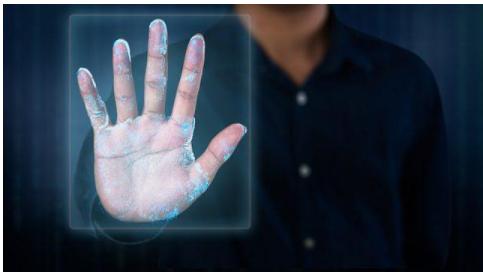 亚马逊正在悄悄测试新的支付方式:用手掌支付