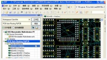 Protel软件在高频电路布线中的应用介绍