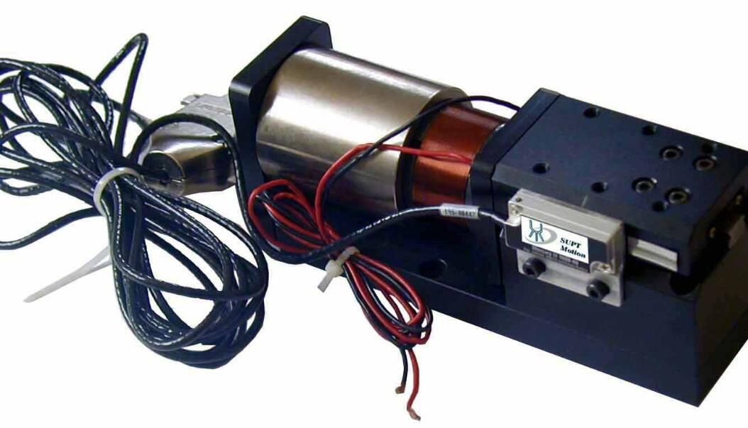 音圈電機的工作原理