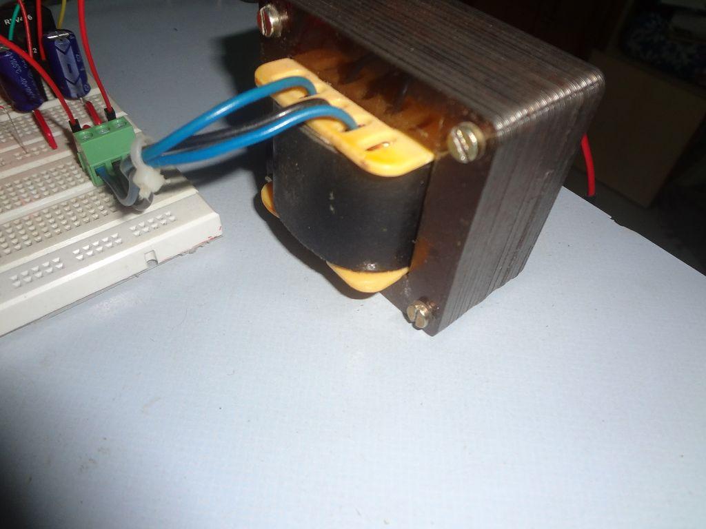 使用TDA2050的音頻放大器的制作