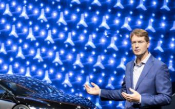 戴姆勒宣布将全力开发电动汽车产业
