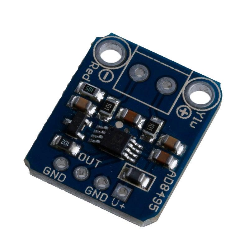Arduino AD8495温度计的制作