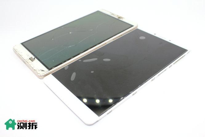 OPPOR7sPlus拆解圖賞
