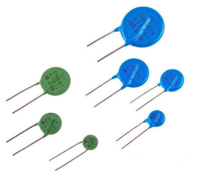 如何正确的使用压敏电阻