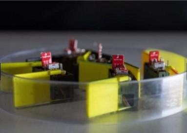 超级智能粒子机器人可实现变形和移动