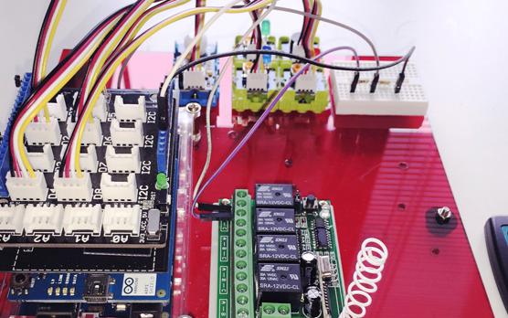 采用ROHM传感器套件的DIY Arduino家...