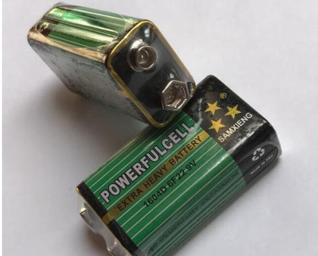 万用表长期不用电池不能使用时怎么回事