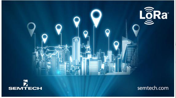 Semtech和阿里云开发基于LoRa的追踪器来防止资产丢失和被盗窃