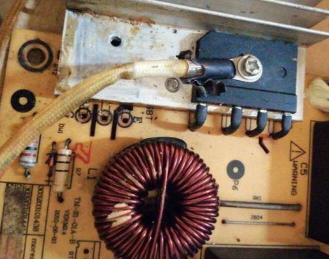 电磁炉传感器的作用