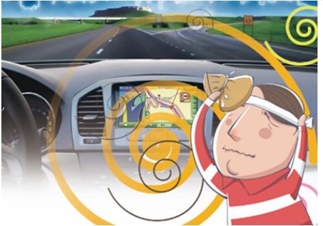 汽车电子设备的辐射怎样做可以预防
