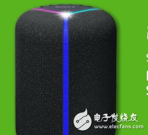 索尼推出全新智能音箱 受到市场广泛关注