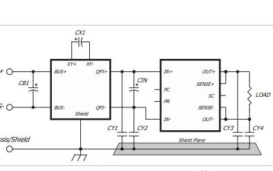 QPI-21LZ有源EMI滤波器的数据手册免费下载