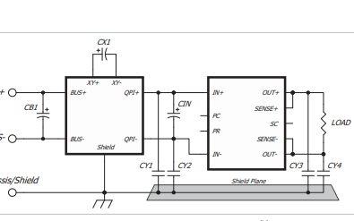 QPI-21LZ有源EMI濾波器的數據手冊免費下載