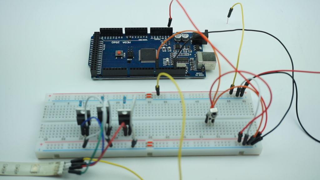 led控制器接线图图解