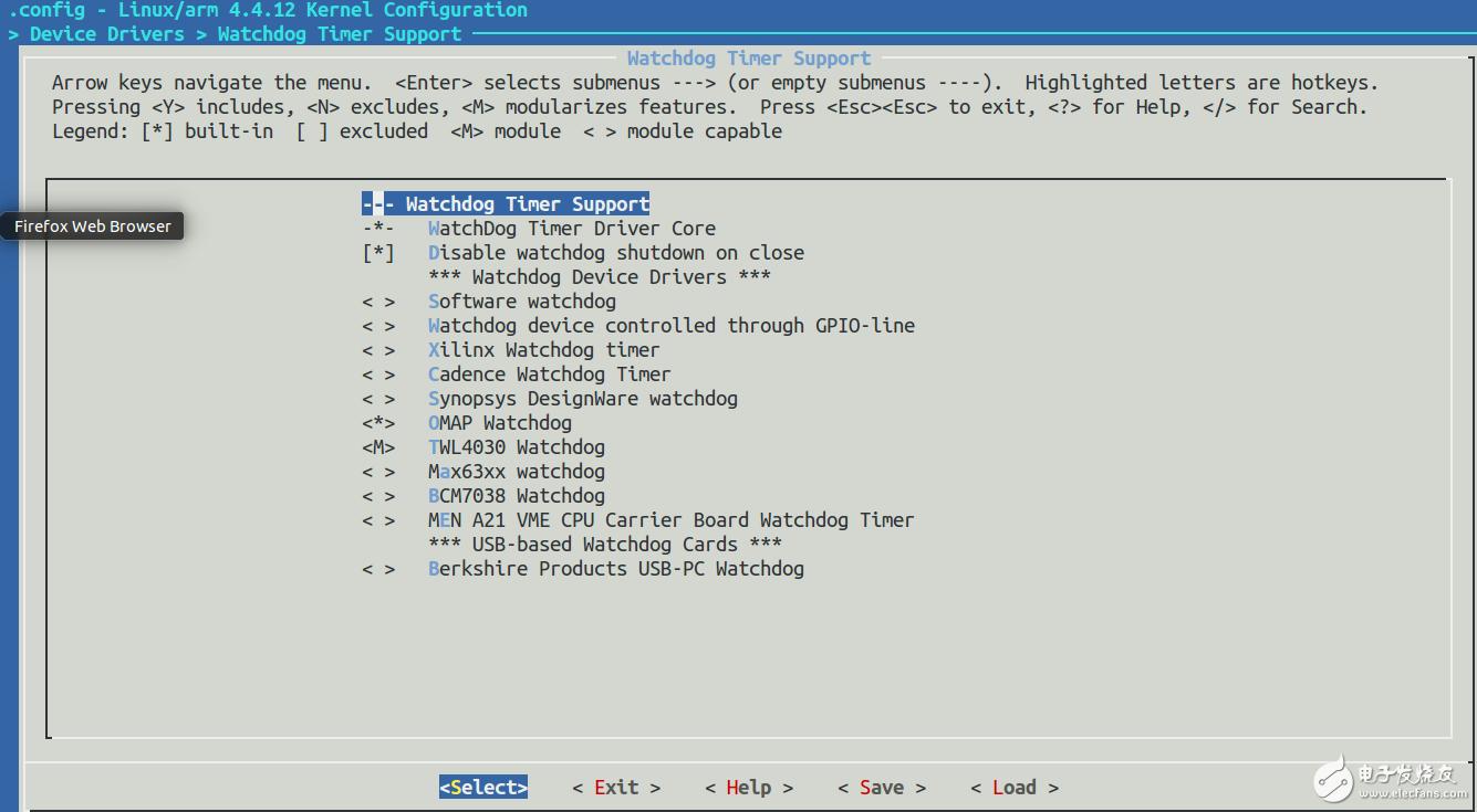 linux看门狗使用方法