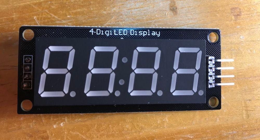 世界5区时钟的制作图解