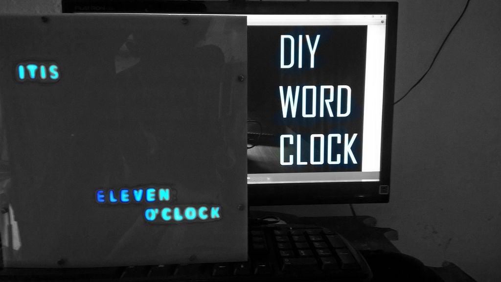如何制作字幕时钟