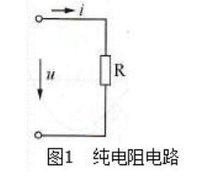 纯电路电阻的电功率计算