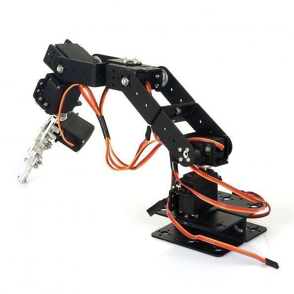 如何使用ESP8266WiFi模块控制机械臂