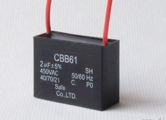 电扇电容怎么测量好坏
