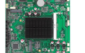 信步科技SV1a-18014P-C嵌入式主板