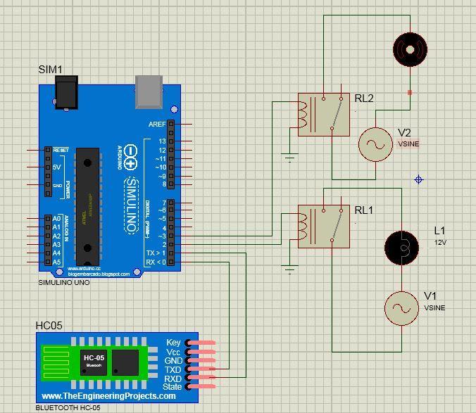 如何使用Arduino Uno和蓝牙进行家庭自动...