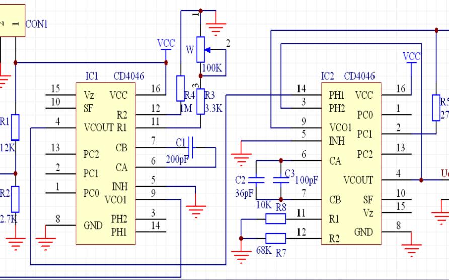 电路设计教程之电路原理图的设计步骤与实例讲解
