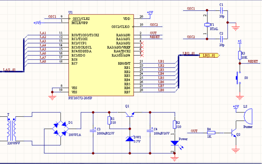 Protel DXP使用教程之层次电路原理图设计教程免费下载