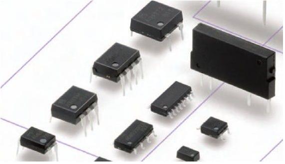 光耦繼電器典型應用與原理
