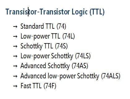如何實現TTL和CMOS之間的電平轉換