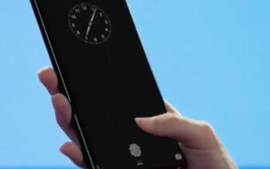智能手机的新型屏下指纹触控操操在线观看即将到来
