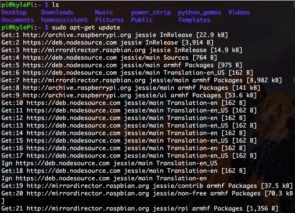 如何使用Node.js和IFTTT Web服務使用任何樹莓派設備控制電子繼電器