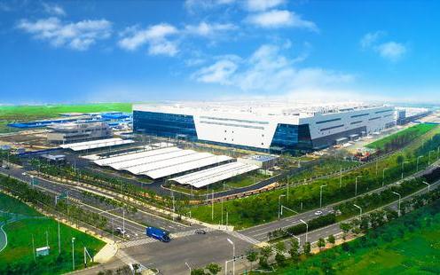 合肥长鑫集成电路制造基地项目签约 总投资超2200亿