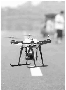 无人机和5G怎样开启执法的新模式