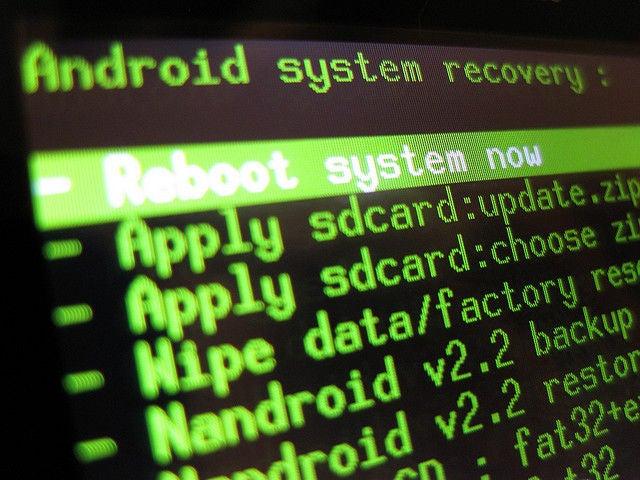 如何在android設備上安裝自定義rom