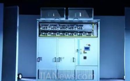 变频器在工业自动化控制领域中的应用